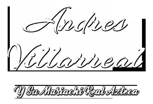 Logo Andres Villareal - Blanco